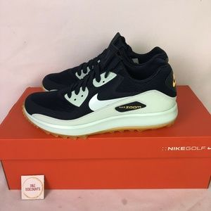 Nike Air Zoom 90 IT Golf Shoes Armoy Navy New